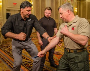 Edged Weapon Defense